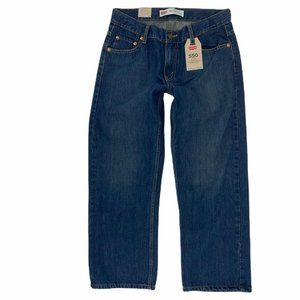Levis 550 Relaxed Tapered Leg Classic Jeans